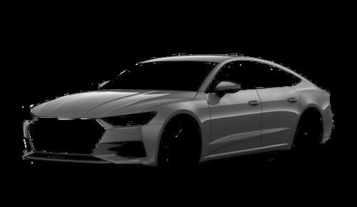 Цвета кузова A7 Sportback